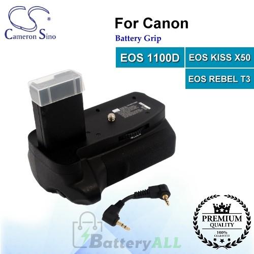 CS-NIK110BN For Canon Battery Grip EOS 1100D / EOS KISS X50 / EOS REBEL T3