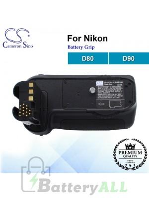CS-MBD80 For Nikon Battery Grip MB-D80