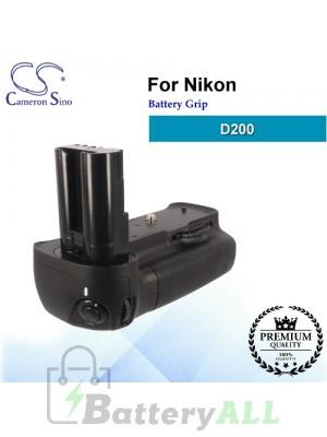 CS-NIK200BN For Nikon Battery Grip D200