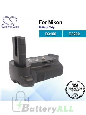 CS-NIK310BN For Nikon Battery Grip D3100 / D3200