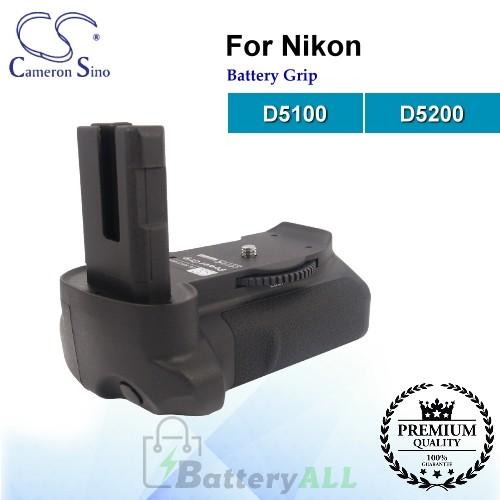 CS-NIK510BN For Nikon Battery Grip D5100 / D5200