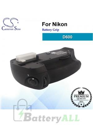 CS-NIK600BN For Nikon Battery Grip MB-D14