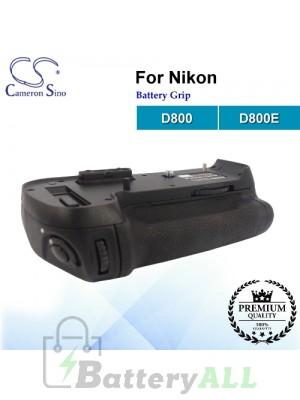 CS-NIK800BX For Nikon Battery Grip MB-D12