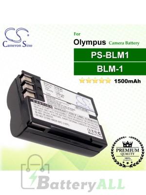 CS-BLM1 For Olympus Camera Battery Model BLM-1 / PS-BLM1