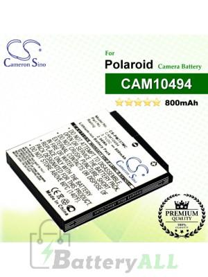CS-PM737MC For Polaroid Camera Battery Model CAM10494