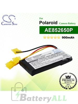 CS-PXS100MC For Polaroid Camera Battery Model AE852650P