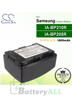 CS-BP210MC For Samsung Camera Battery Model IA-BP210R