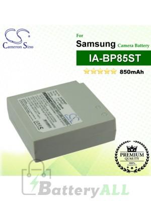 CS-BP85ST For Samsung Camera Battery Model IA-BP85ST
