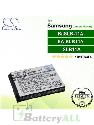 CS-SLB11A For Samsung Camera Battery Model EA-SLB11A / SLB11A / SLB-11A