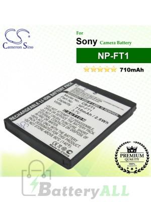 CS-FT1 For Sony Camera Battery Model NP-FT1