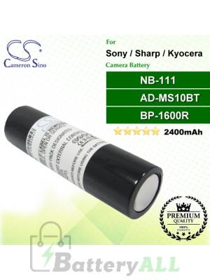 CS-NB111 For Sony Camera Battery Model NB-111