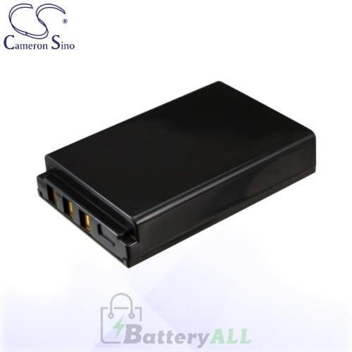 CS Battery for Kodak EasyShare P880 / Z730 Zoom Battery 1400mah CA-KLIC5001