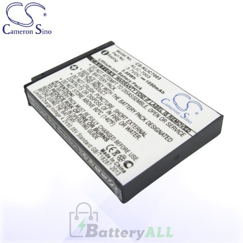 CS Battery for Kodak KLIC-7003 / Kodak EasyShare M380 Battery 1050mah CA-KLIC7003