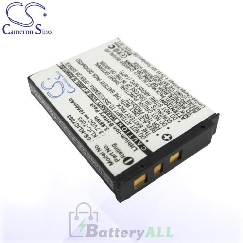 CS Battery for Kodak EasyShare M381 / V1003 / V803 / Z950 Battery 1050mah CA-KLIC7003