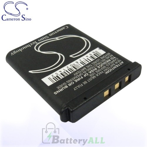 CS Battery for Kodak EasyShare V1233 / V1253 / V1273 Battery 800mah CA-KLIC7004