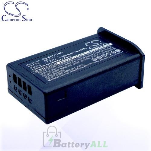 CS Battery for Leica BP-DC13 / Leica Silver 19800 / Leica T Battery 900mah CA-BDC13MC