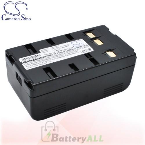 CS Battery for Panasonic NV-S100 / NV-S1A / NV-S200 / NV-S4 Battery 2400mah CA-PDVS2