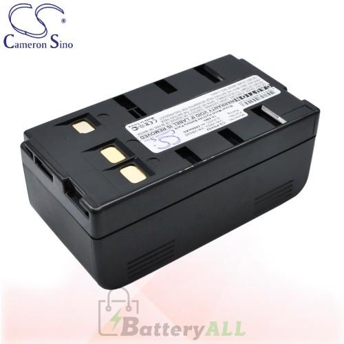 CS Battery for Panasonic NV-S500 / NV-S500EN / NV-S5EC Battery 2400mah CA-PDVS2