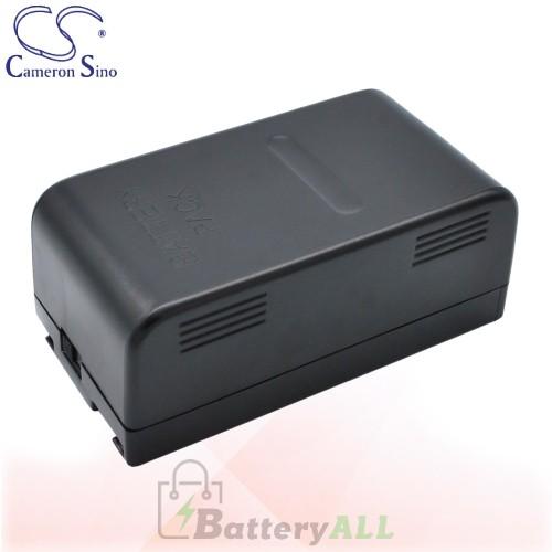 CS Battery for Panasonic NV-S5 / NV-S5A / NV-S5B / NV-S5E Battery 2400mah CA-PDVS2
