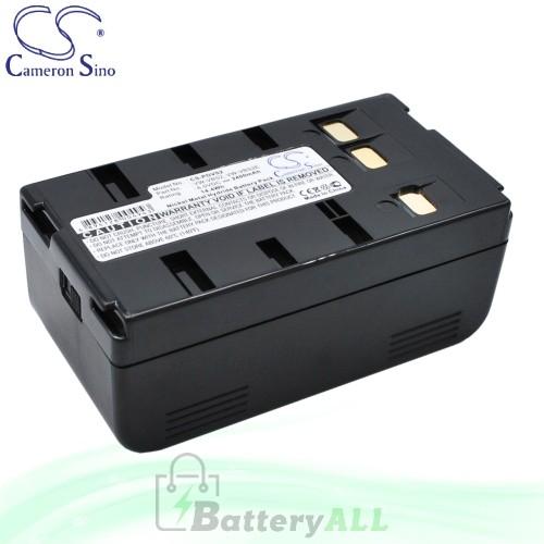 CS Battery for Panasonic NV-S7 / NV-S750 / NV-S78 / NV-S800 Battery 2400mah CA-PDVS2
