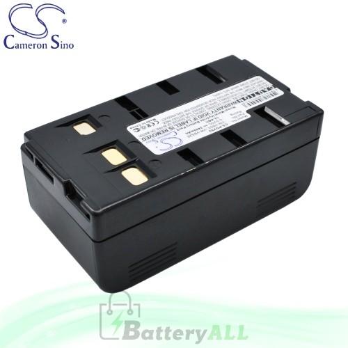 CS Battery for Panasonic NV-S8 / NV-S8A / NV-VJ57 / NV-VJ66 Battery 2400mah CA-PDVS2