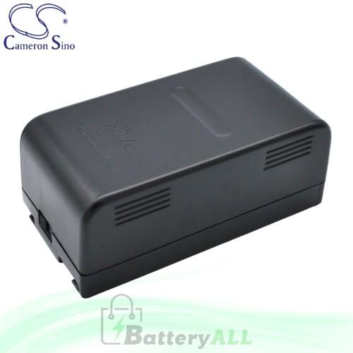 CS Battery for Panasonic NV-VJ77 / NV-VJ78 / NV-VJ98 / PV-10 Battery 2400mah CA-PDVS2