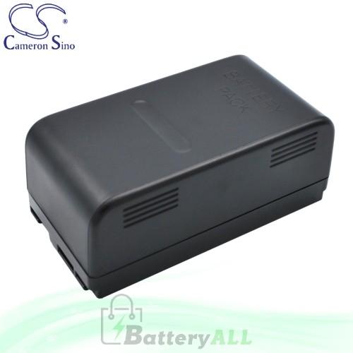 CS Battery for Panasonic PV-10B / PV-10PX / PV-14 / PV-17 Battery 2400mah CA-PDVS2