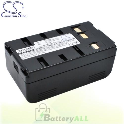 CS Battery for Panasonic PV-22 / PV-31 / PV-32 / PV-332 Battery 2400mah CA-PDVS2
