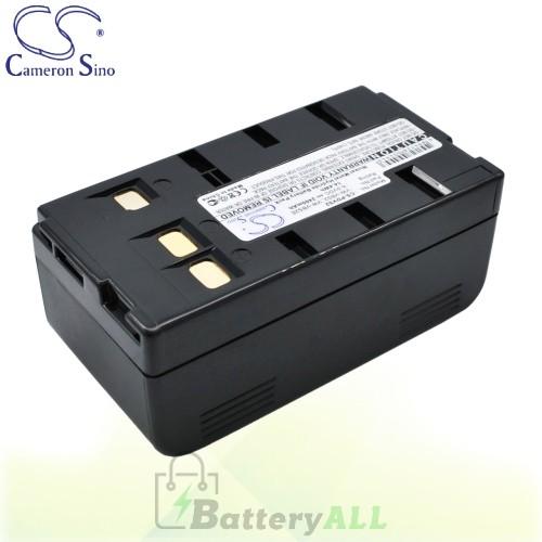 CS Battery for Panasonic PV-333 / PV-362 / PV-40 / PV-41 Battery 2400mah CA-PDVS2