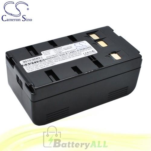 CS Battery for Panasonic PV-A306 / PV-A307 / PV-D1000 Battery 2400mah CA-PDVS2