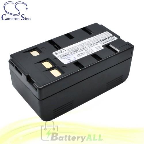 CS Battery for Panasonic PV-D326 / PV-D406 / PV-D407 / PV-S62 Battery 2400mah CA-PDVS2