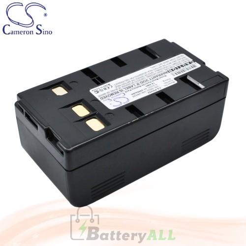 CS Battery for Panasonic PV-IQ404 / PV-IQ404A / PV-IQ405 Battery 2400mah CA-PDVS2