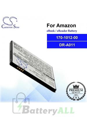 CS-ABD002SL For Amazon Ebook Battery Model 170-1012-00 / DR-A011