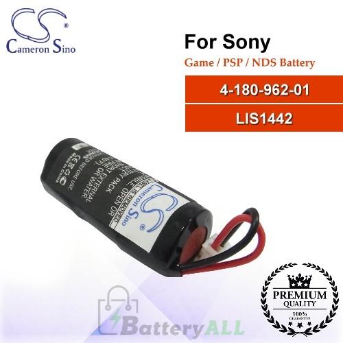 CS-SP116SL For Sony Game PSP NDS Battery Model 4-180-962-01 / LIS1442