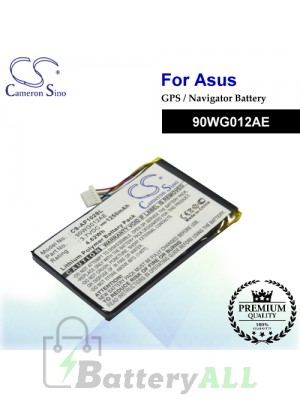 CS-AP102SL For Asus GPS Battery Model 90WG012AE