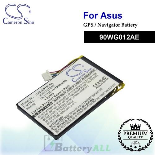 CS-AP102SL For Asus GPS Battery Model 90WG012AE