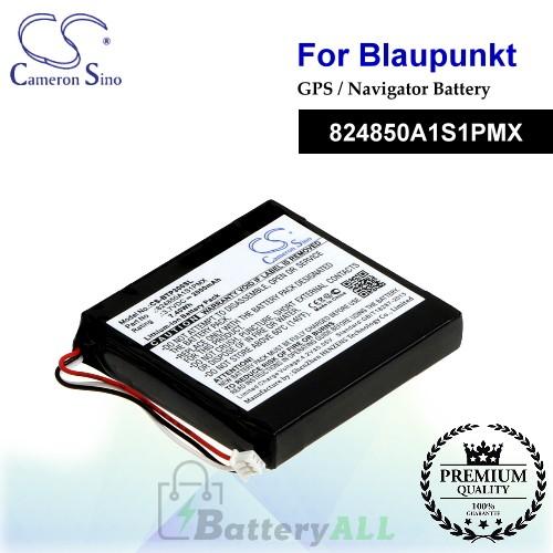 CS-BTP300SL For Blaupunkt GPS Battery Model 824850A1S1PMX