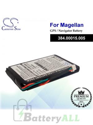 CS-MR1200SL For Magellan GPS Battery Model 384.00015.005