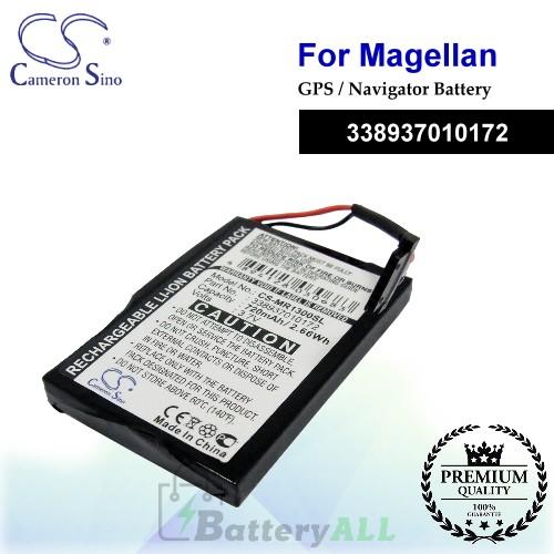 CS-MR1300SL For Magellan GPS Battery Fit Model RoadMate 1300 / RoadMate 1340