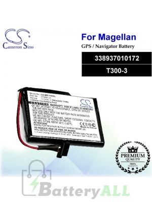 CS-MR1700SL For Magellan GPS Battery Model 2793801J3