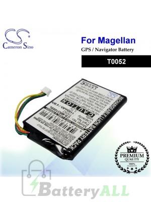 CS-MR3100SL For Magellan GPS Battery Model T0052