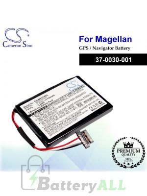 CS-MR3140SL For Magellan GPS Battery Model 37-0030-001