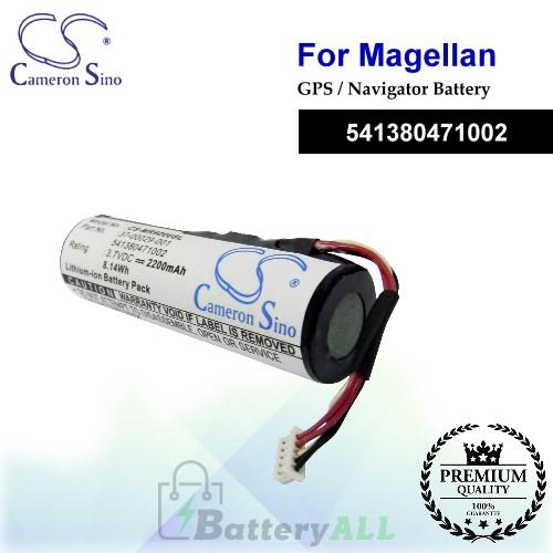 CS-MR6000SL For Magellan GPS Battery Fit Model RoadMate 6000 / RoadMate 6000T