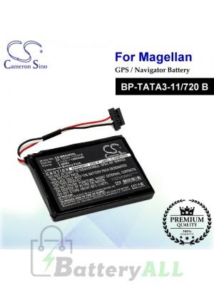 CS-MRN393SL For Magellan GPS Battery Model BP-TATA3-11/720 B