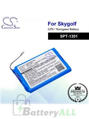 CS-SGX810SL For SkyGolf GPS Battery Model SPT-1301