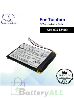 CS-TM920SL For TomTom GPS Battery Model AHL03713100