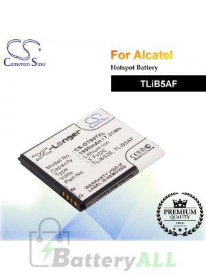 CS-OT997XL For Alcatel Hotspot Battery Model TLiB5AF