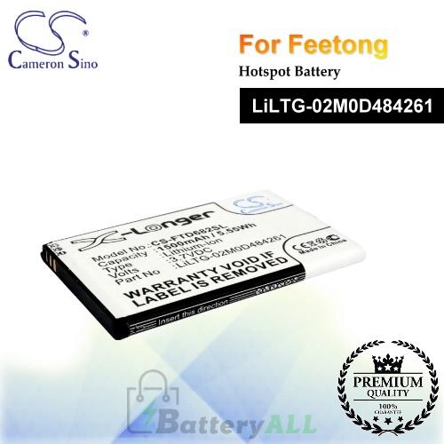CS-FTD682SL For Feetong Hotspot Battery Model LiLTG-02M0D484261