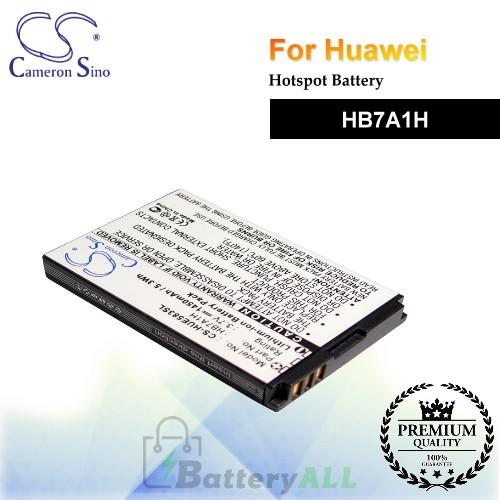 CS-HUE583SL For Huawei Hotspot Battery Model HB7A1H