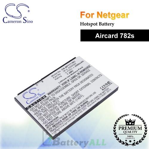 CS-SPT771RC For Netgear Hotspot Battery Fit Model Aircard 782s